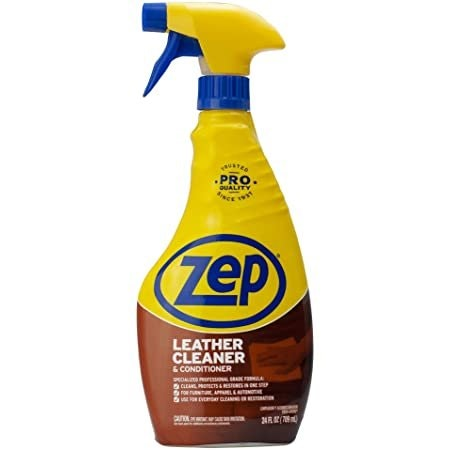 Zep Leather Cleaner & Conditioner