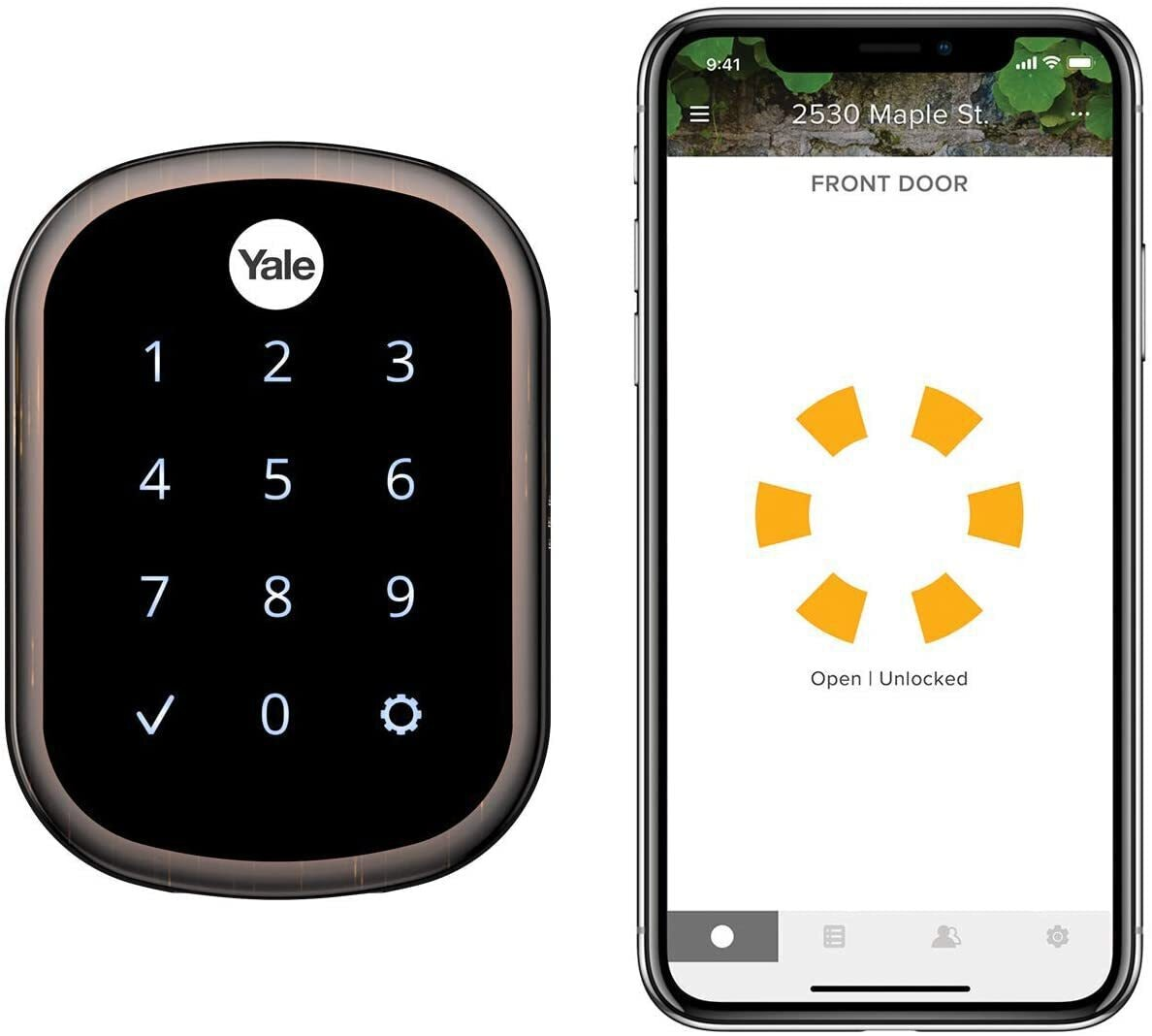 Yale Assure Lock SL Connected by August