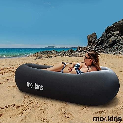 Mockins Inflatable Lounger Hangout Sofa