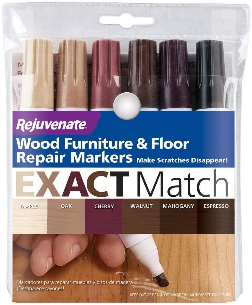 Rejuvenate Wood Furniture & Floor Repair Markers