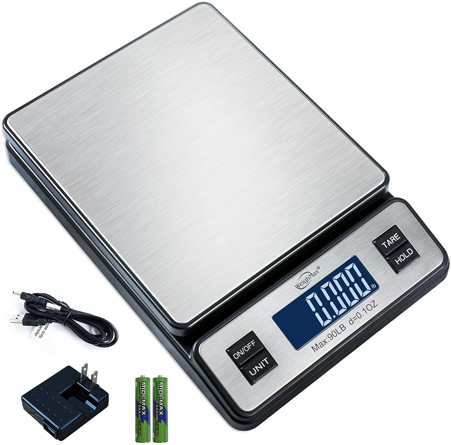 Weighmax Digital Shipping Scale