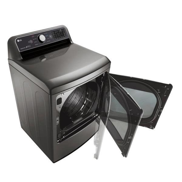 Lg Dle7300ve Dryer