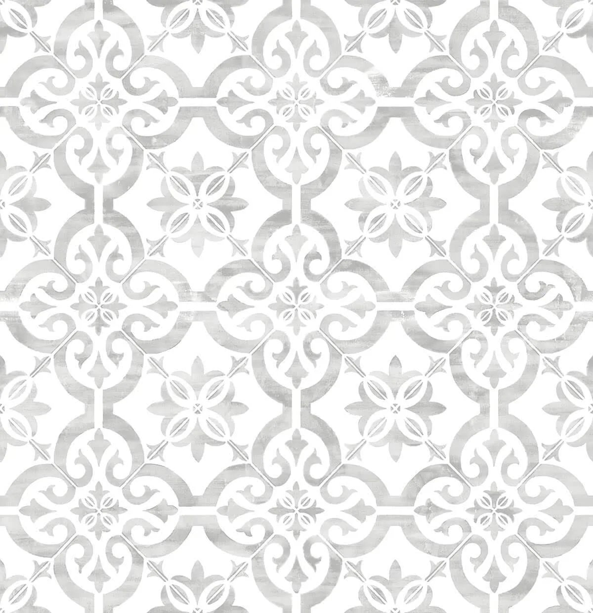 Luxe Haven Porto Tile Peel and Stick Wallpaper
