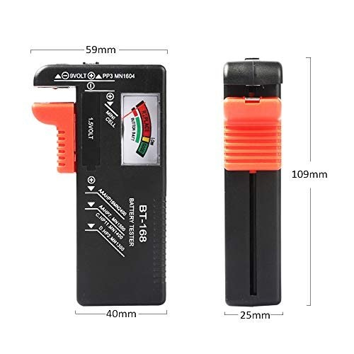 Vtechology Battery Tester Checker