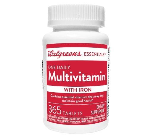 Walgreens One Daily Vitamin