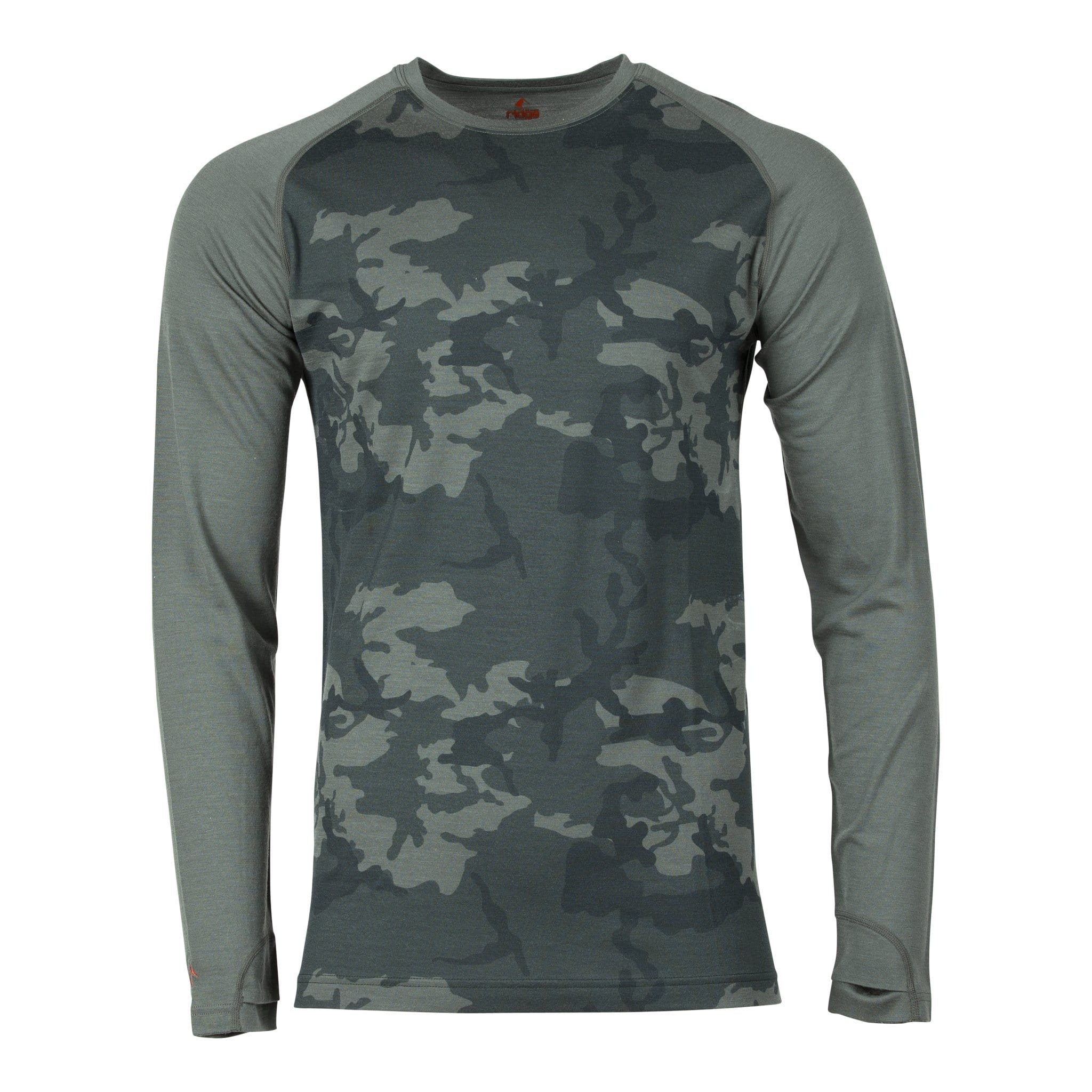 Ridge Men's Aspect Merino Wool Long Sleeve Shirt