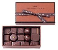 La Maison Du Chocolat Coffret Maison Dark