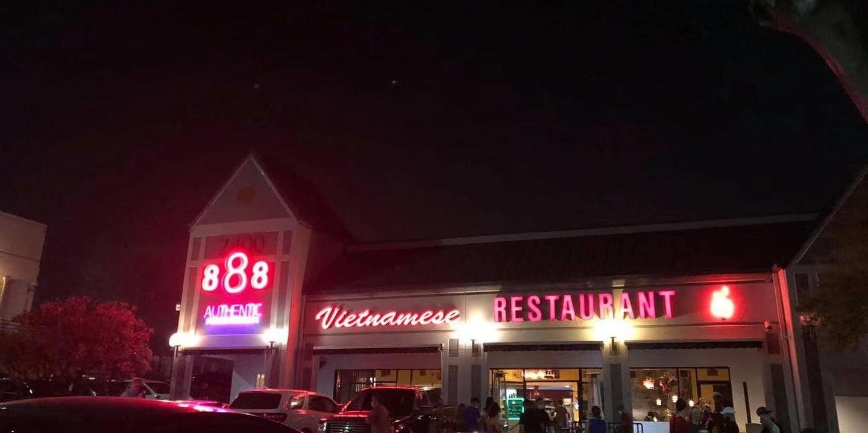 888 Pan Asian Restaurant