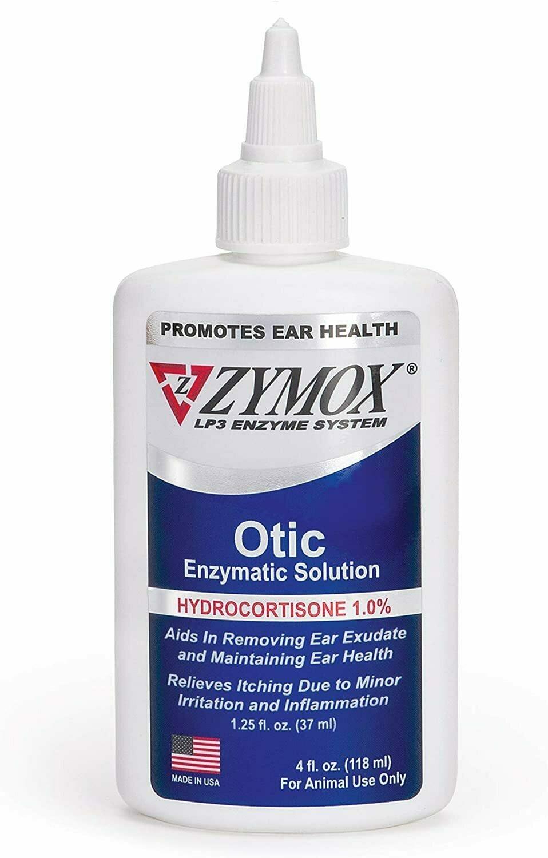 Zymox Otic Pet Ear Treatment