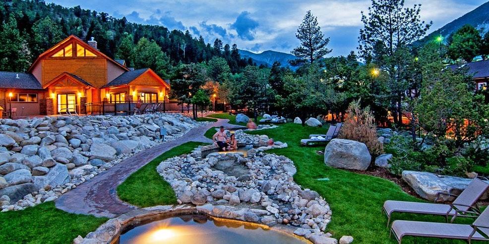 Mt. Princeton Hot Springs Resorts