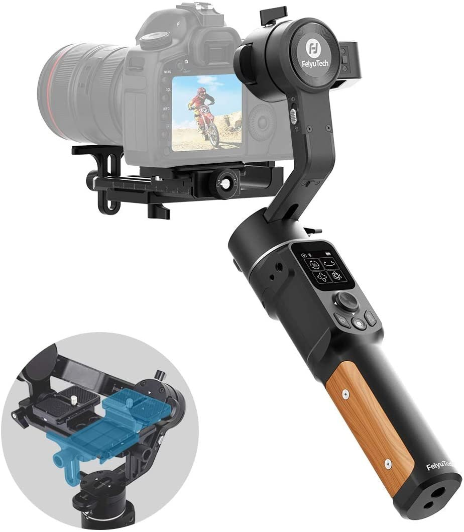 Camera Gimbal Stabilizer