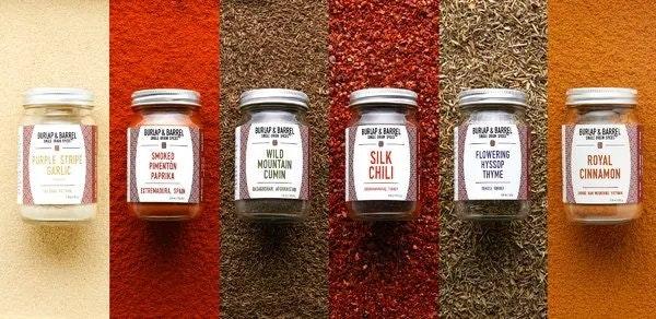 Burlap & Barrel Spices