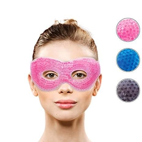 Gel Eye Mask With Eye Holes