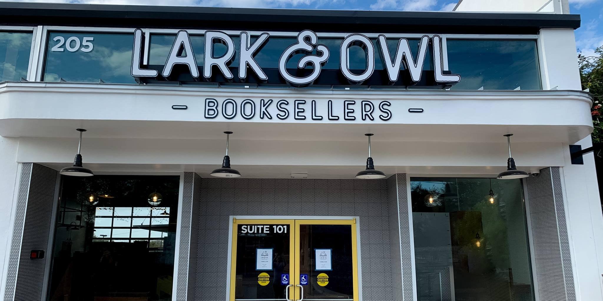 Lark & Owl Bookstore