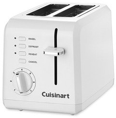 Cuisinart Compact Plastic Toaster