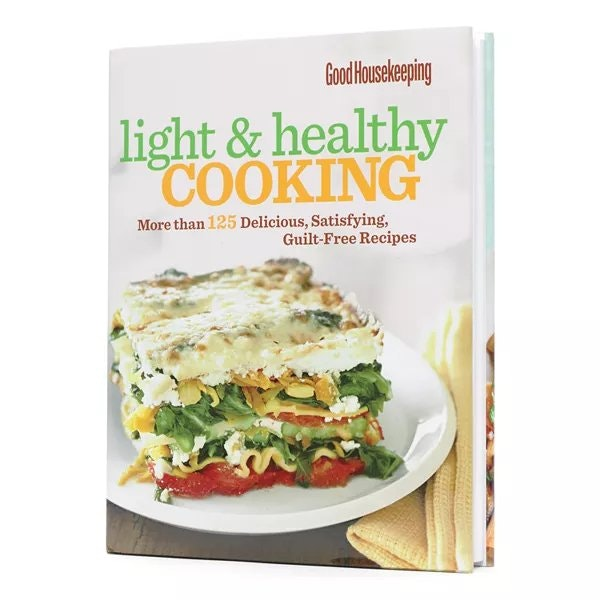 Good Housekeeping Light & Healthy Cookbook