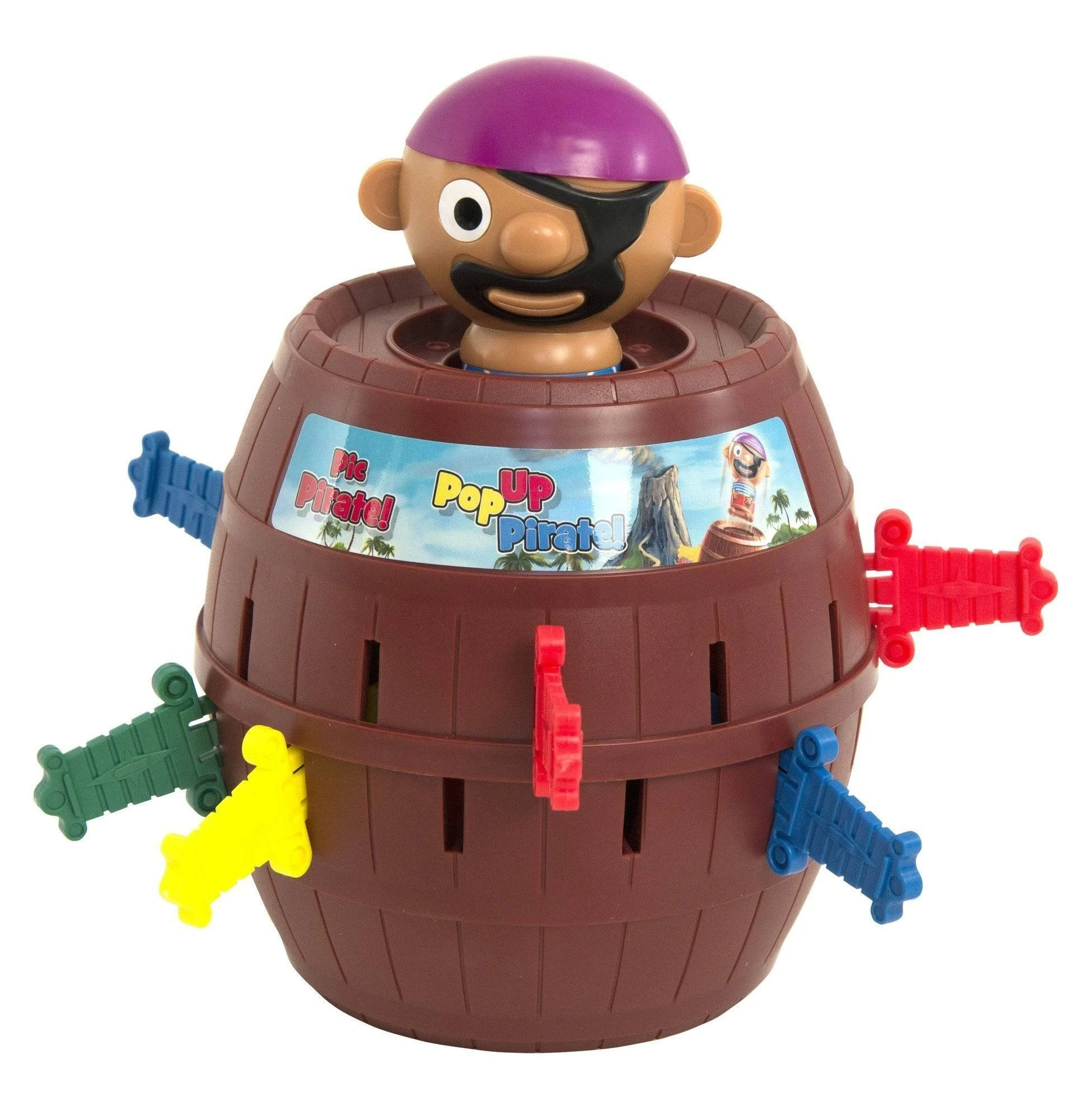 Tomy Pop the Pirate
