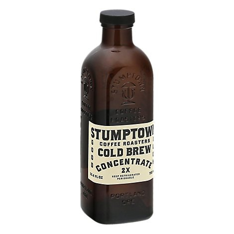 Stumptown Coffee Roasters Iced Coffee Concentrate