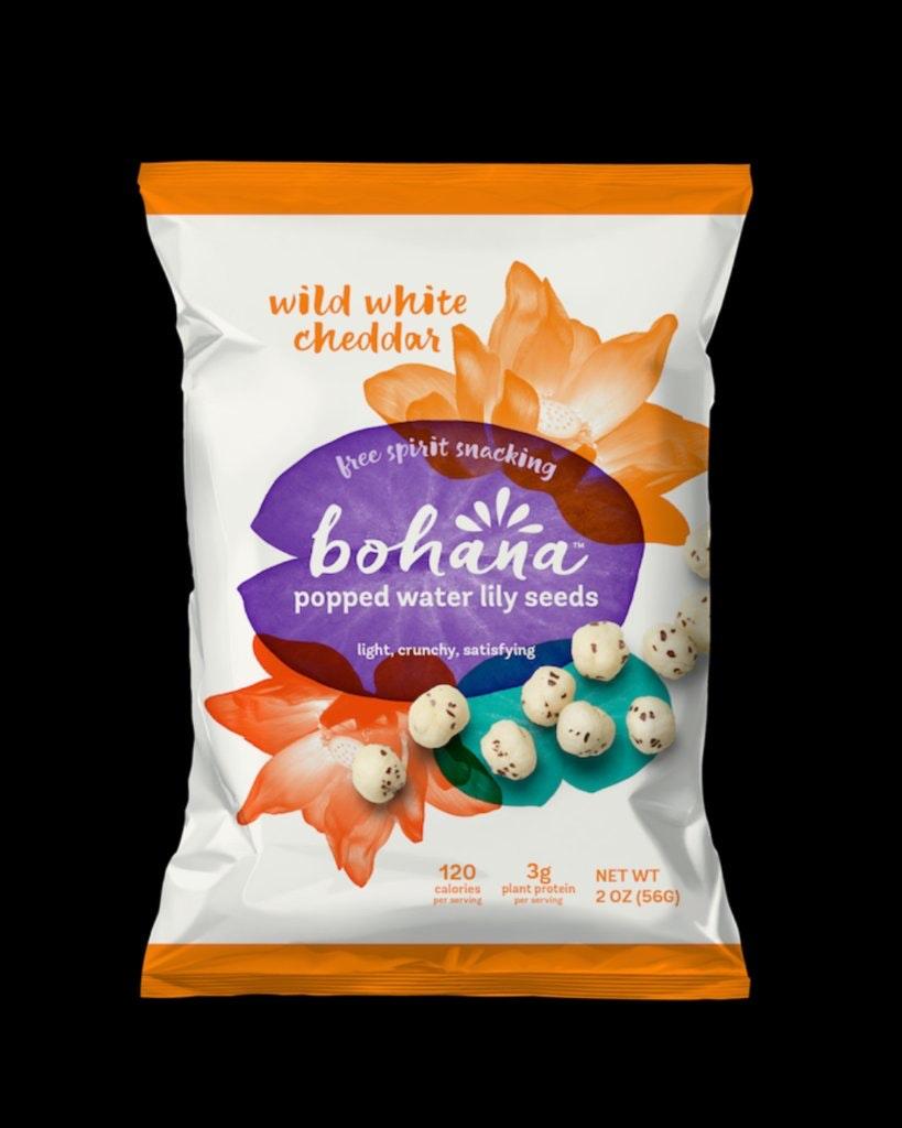 Bohana Wild White Cheddar