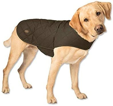 Orvis Waxed Cotton Dog Jacket