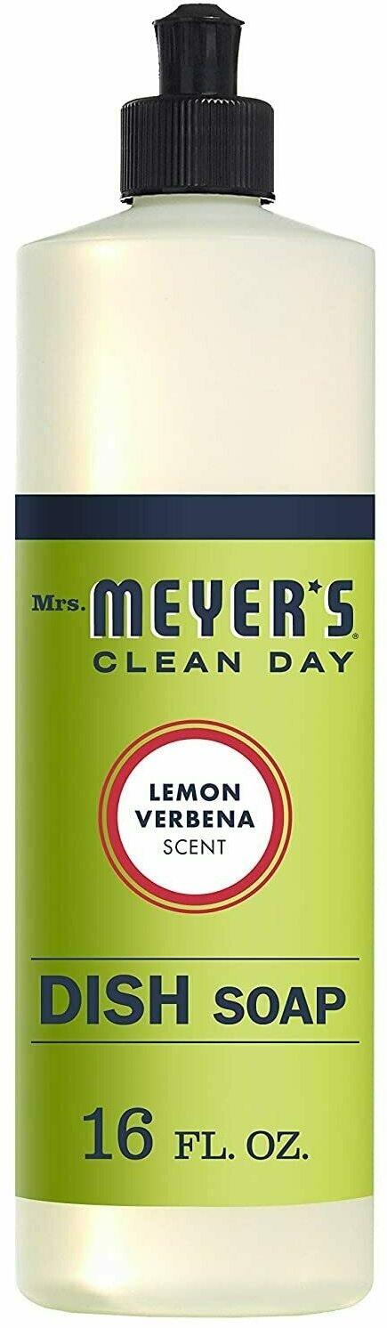 Mrs. Meyers Dish Soap