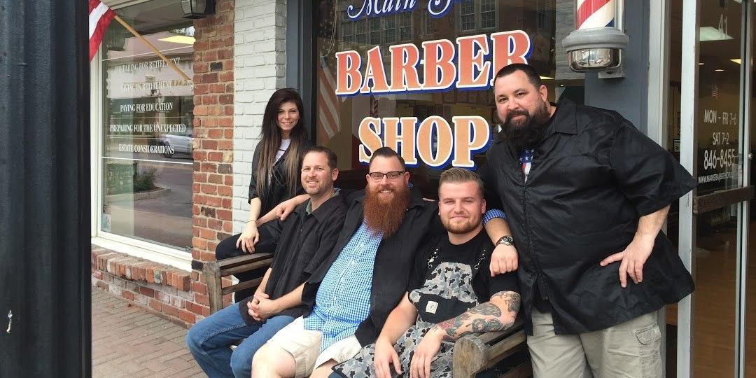 Main St Barber Shop