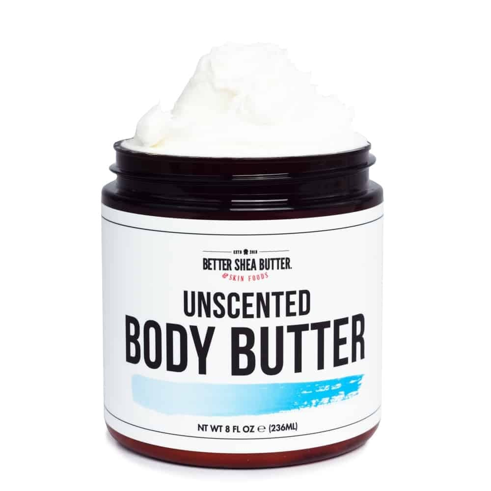 Better Shea Butter Whipped Body Butter