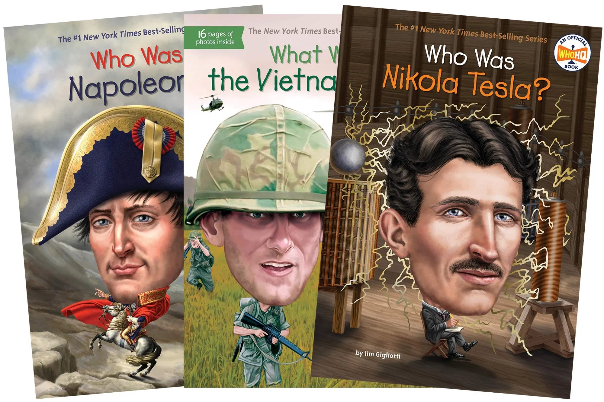"""""""Who Was"""" Book Series"""