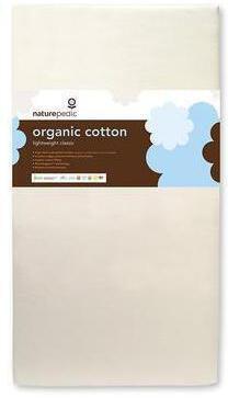 Naturepedic Organic Cotton Lightweight Classic