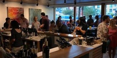 Barrels Wine Bar