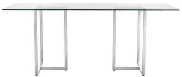 CB2 Silverado Rectangular Dining Table