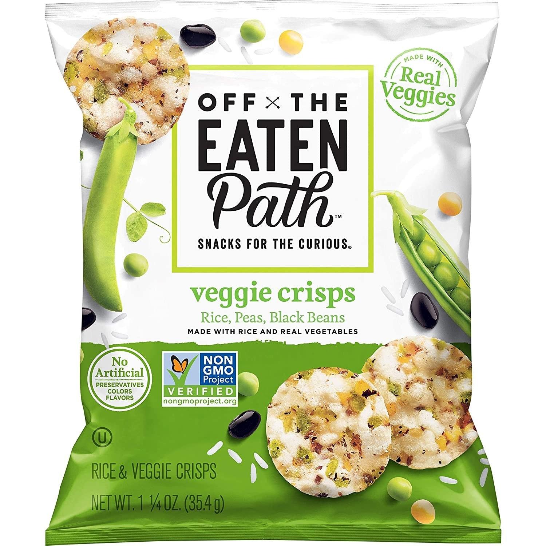 Off the Eaten Path Veggie Crisps