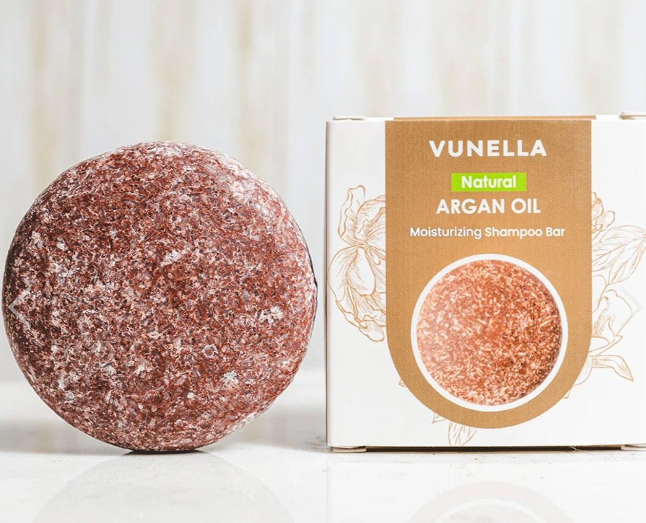Vunella Naturals Shampoo Bars