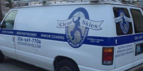 Clear Skies Cleaning