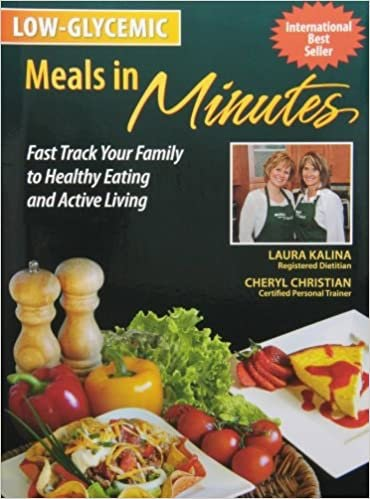 Low-Glycemic Meals in Minutes, by Cheryl Christian