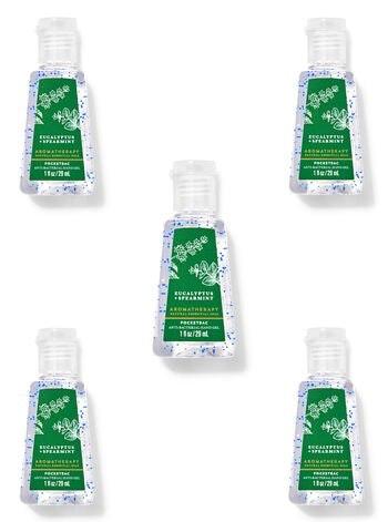PoketBac Hand Sanitizer Eucalyptus Spearmint