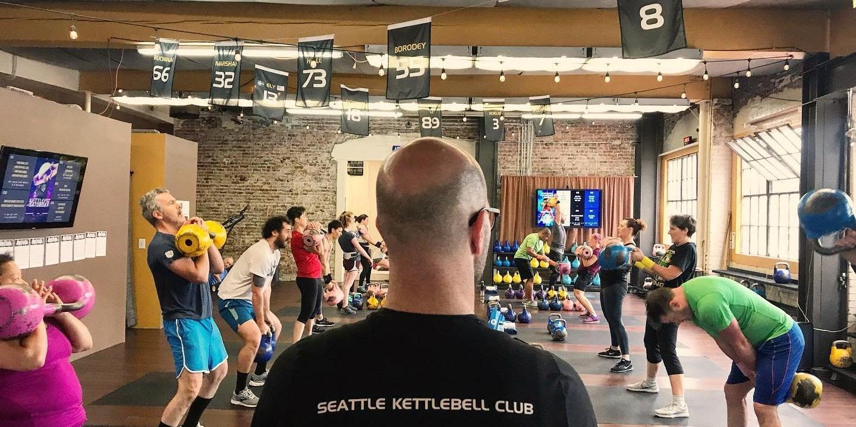 Seattle Kettlebell Club