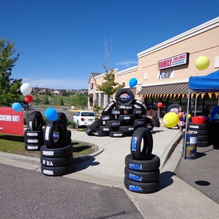 Family Tire Pros Auto Service