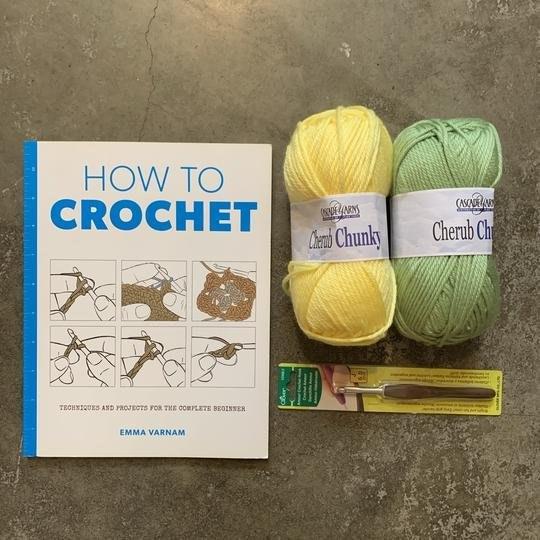 Stitches Crochet Supplies