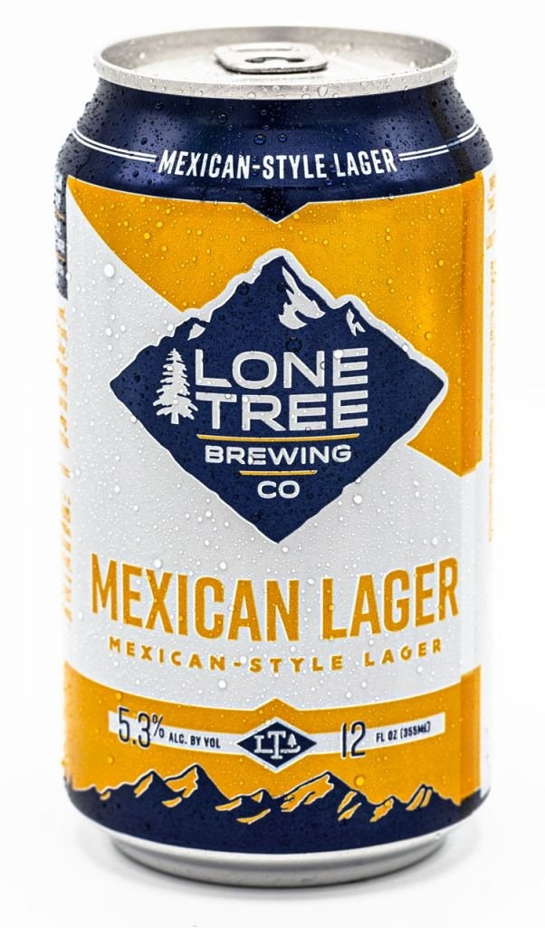 Mexican Lager - Lone Tree Brewing