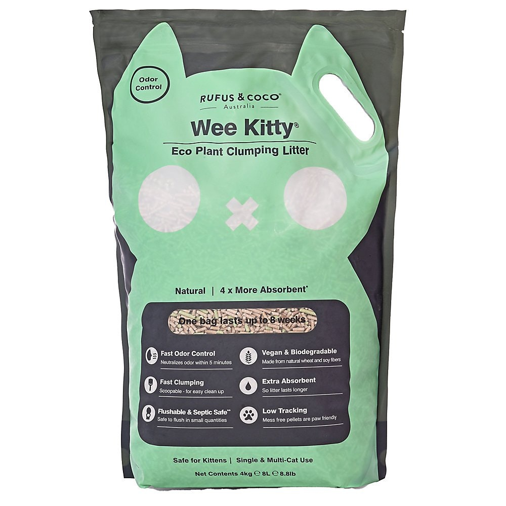 Wee Kitty Cat Litter