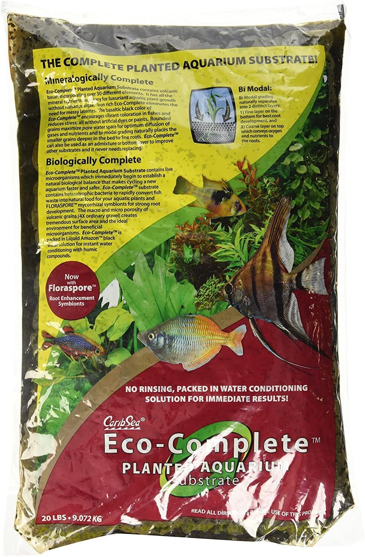 CaribSea Eco-Complete Aquarium Substrate
