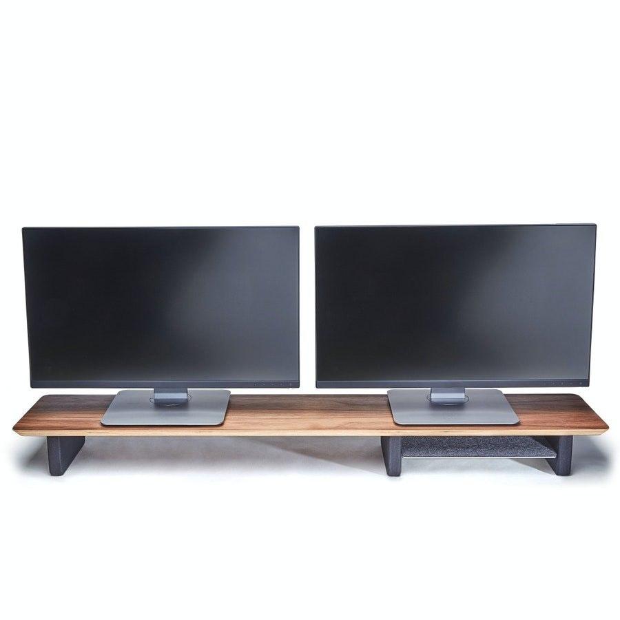 Grovemade Wood Desk Shelf