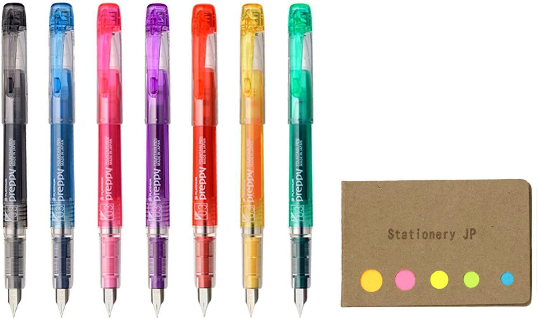 Platinum Preppy Fountain Pens