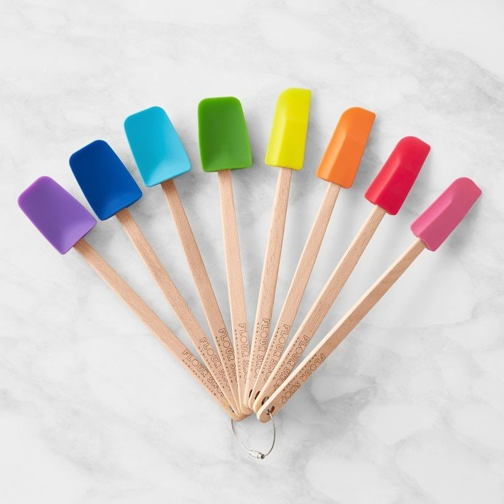 Flour Shop Mini Spatula Set