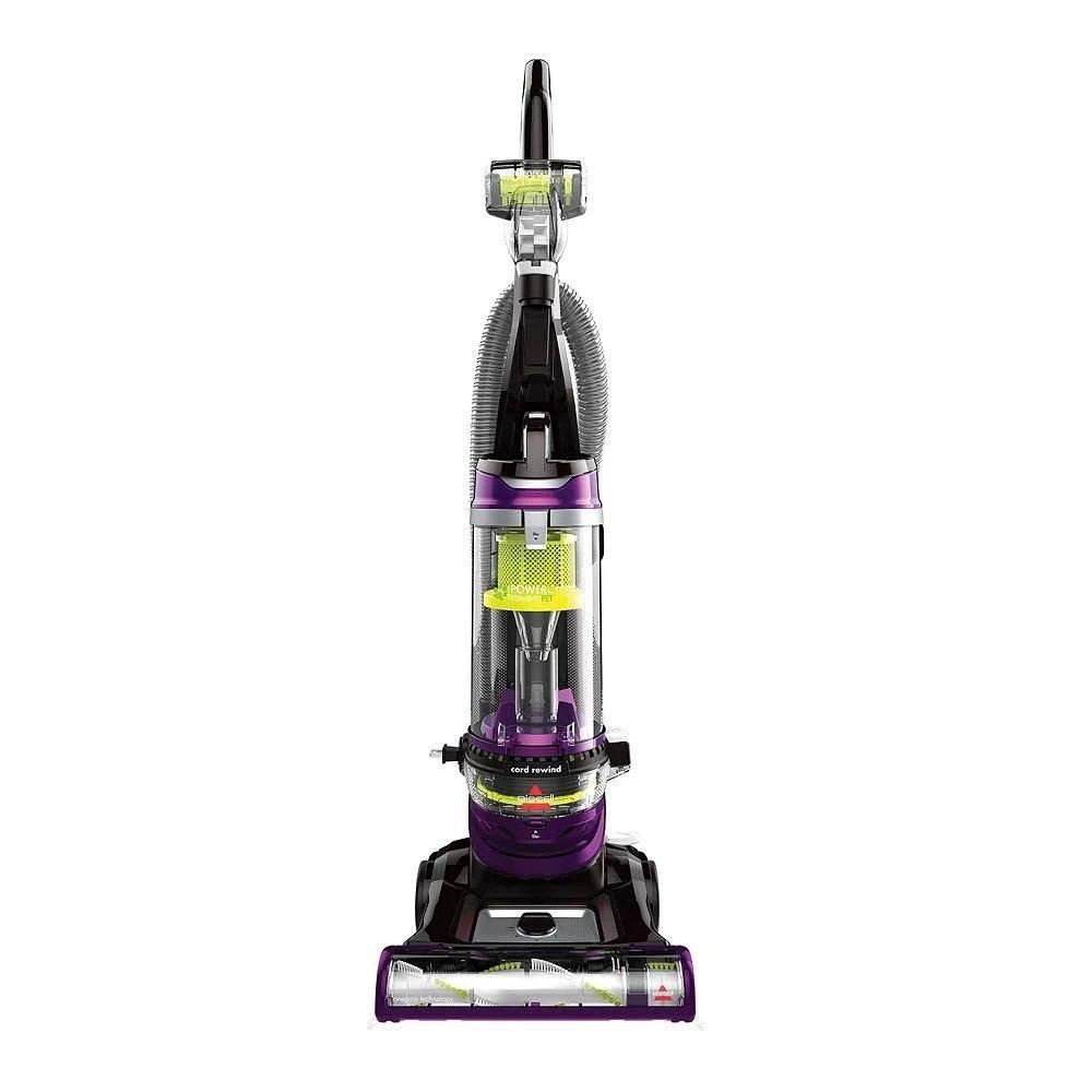 Bissell Powerclean Rewind Pet Vacuum
