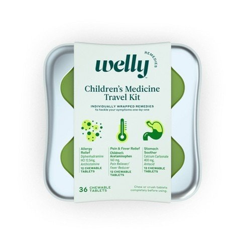 Welly Kids Medicine Kit