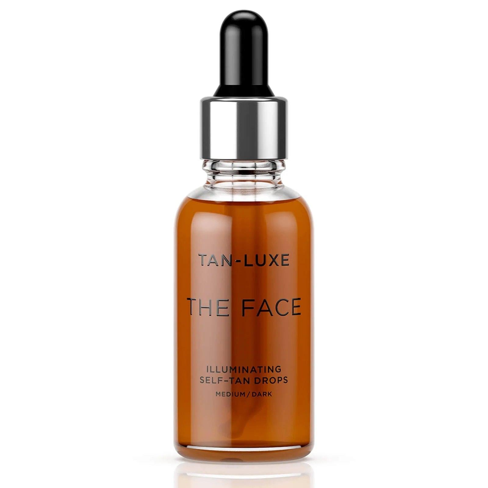 Tan Luxe Face Tan Drops