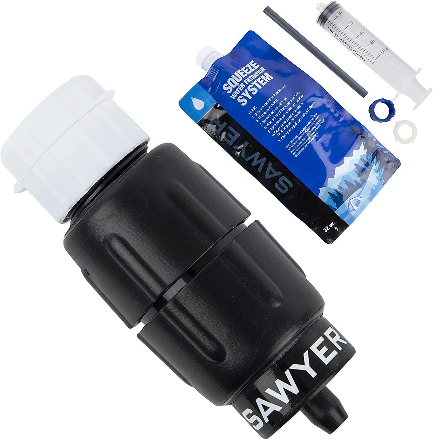 Sawyer Micro Squeeze Water Filtration