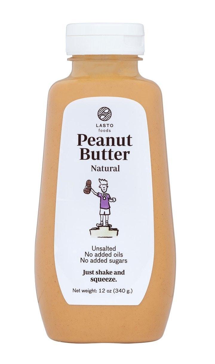 Lasto Foods Peanut Butter